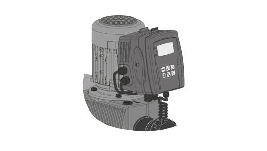 可卸式操作单元 (HMI)